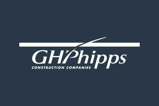 Frontier Fire Protection partner GH Phipps Construction Company logo
