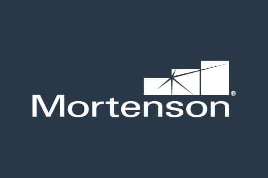 Frontier Fire Protection partner Mortenson logo