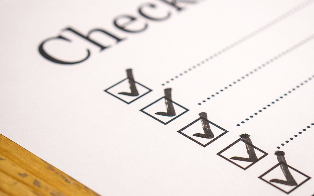 Fire Sprinkler Inspection Checklist