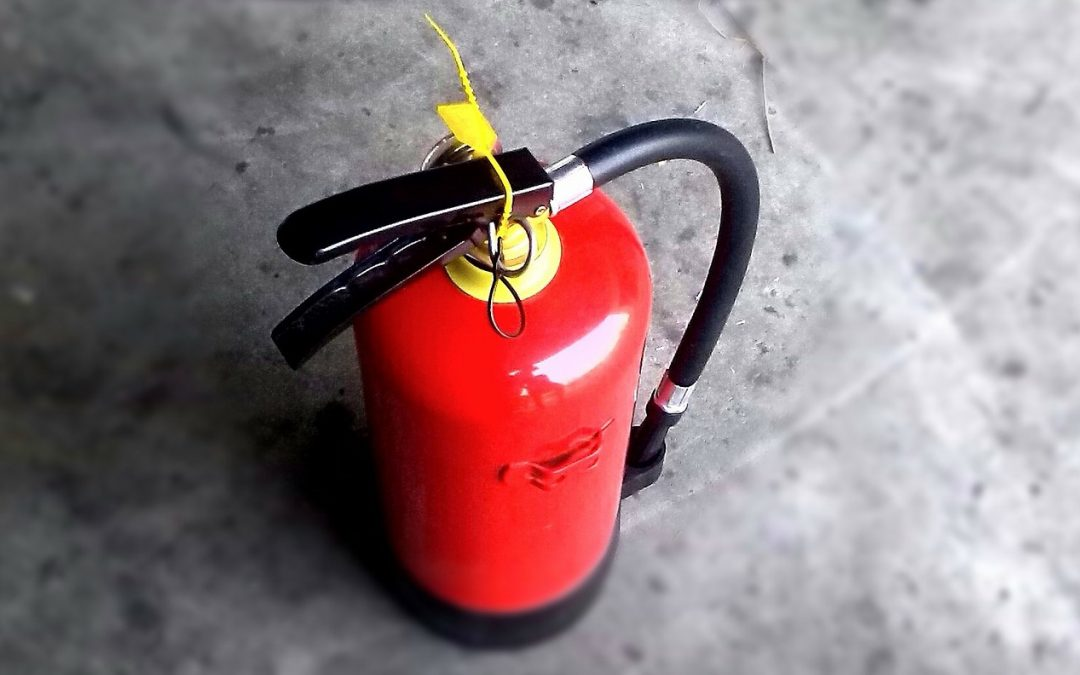 When It's Time for a Fire Extinguisher Replacement