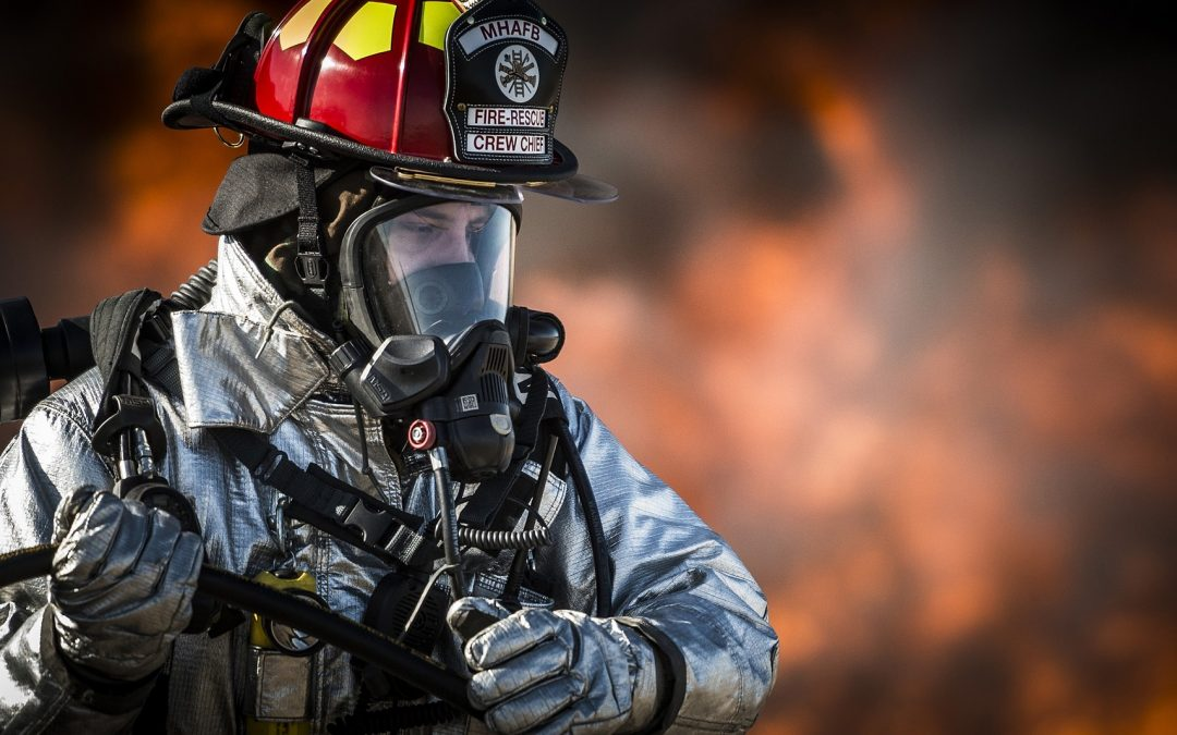 100 Firefighters Battled a Salt Lake City Fire – How to Respond to a Fire in the Workplace