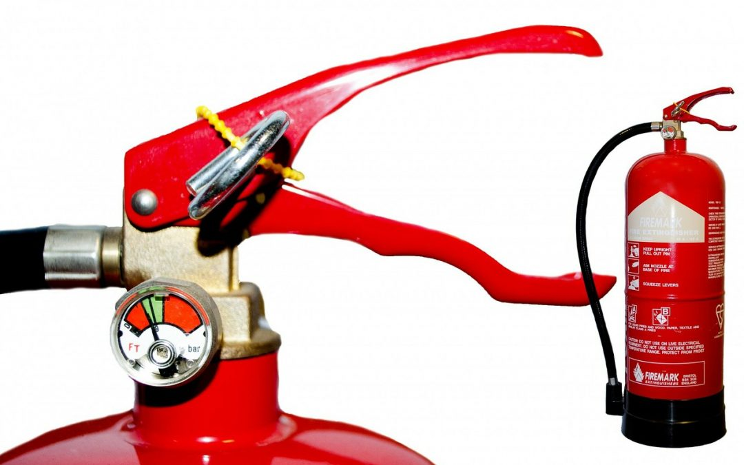 Reasons You Might Fail a Fire Extinguisher Inspection