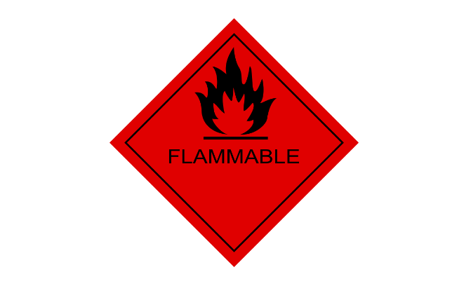 Fire Safety Tips for Flammable Materials