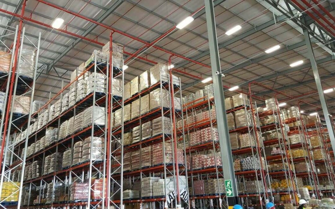 Key Facts When Choosing a Sprinkler System for Pallet Racks
