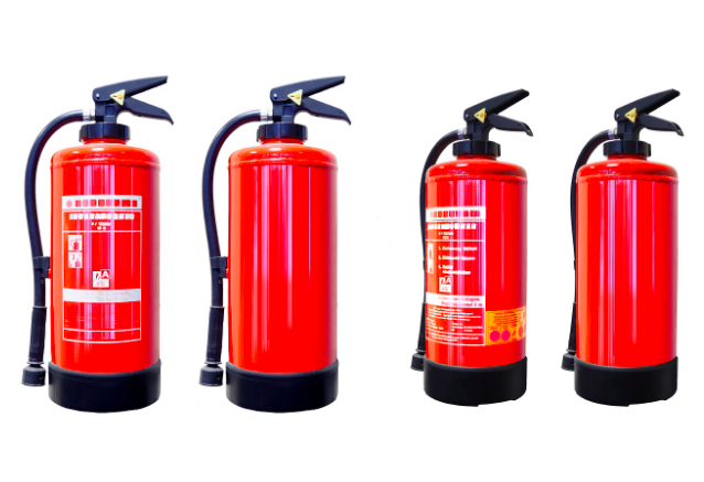 fire extinguisher facts