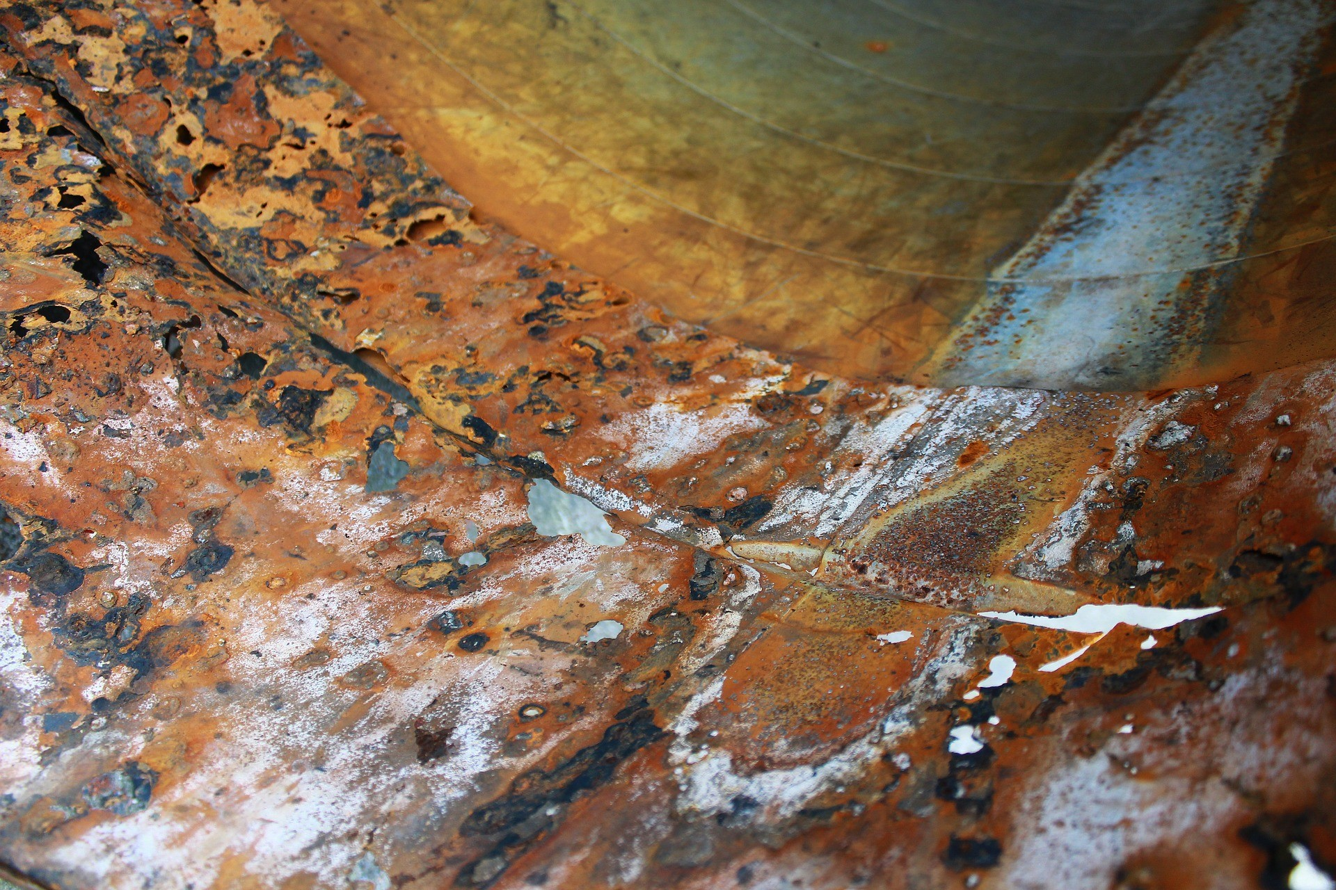 fire sprinkler corrosion